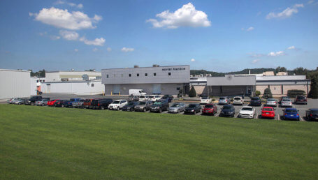 Richter Precision East Petersburg PA PVD CVD Facility