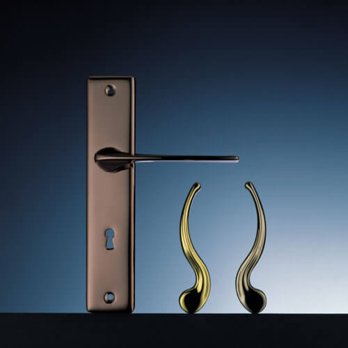Deco PVD Coated Door Hardware