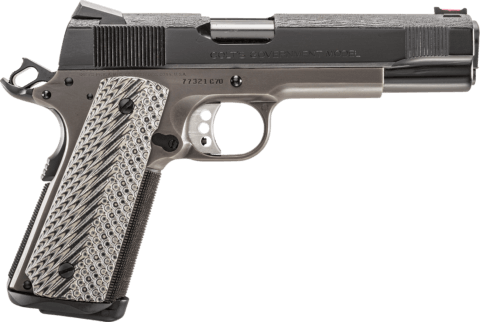 Firearms with Armor Guard & S-Line Coatings from Richter Precision