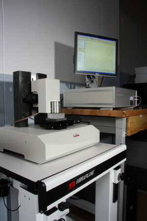 CSM TXX-B-BE-0000 Nano-Indention Tester